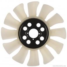 12 blade cooling fan